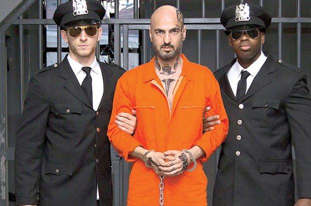 Soner Sarıkabadayı klip için hapse girdi - Magazin haberleri