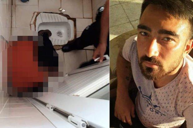 Üniversite mezunu genç tuvalette eroinden öldü