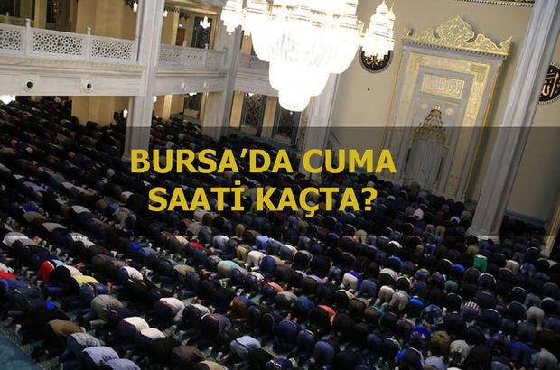 Bursa Cuma saati! 29 Haziran Bursa'da Cuma namazı için kalan süre...