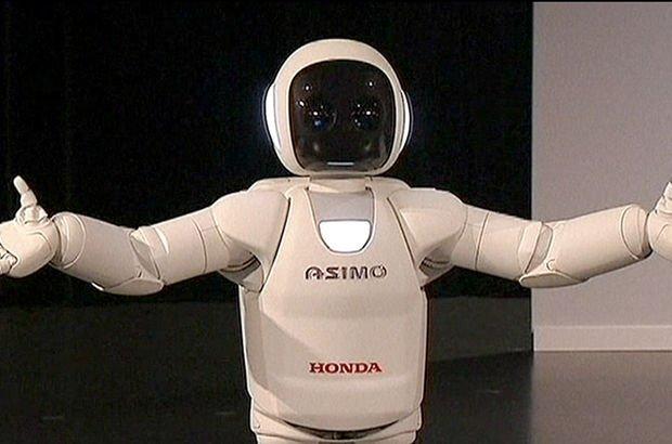 Honda, robot Asimo'nun fişini çekiyor!