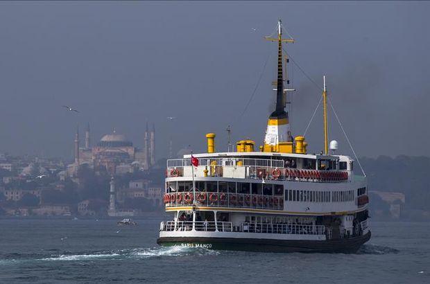 YKS günü İstanbul'da Şehir Hatları Vapur seferleri ücretsiz olacak