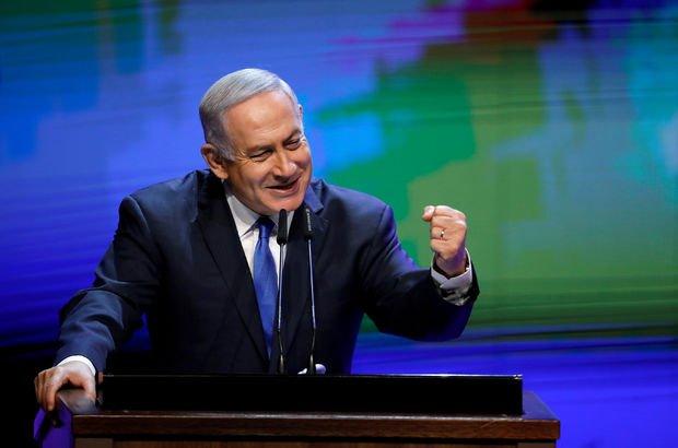 Netanyahu: İranlılar, rejimi devirin de maç yapalım!