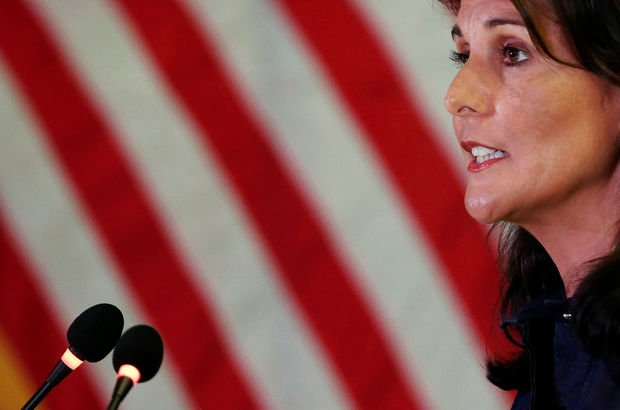 Nikki Haley: Kuzey Kore'den sonra sırada İran var!