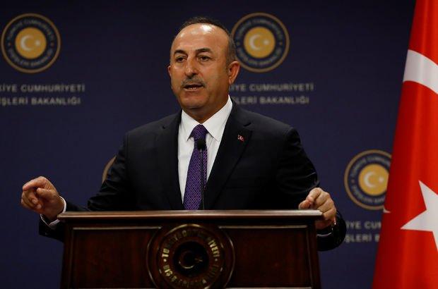 Çavuşoğlu'ndan 3 milyar Euro'luk yardım açıklaması