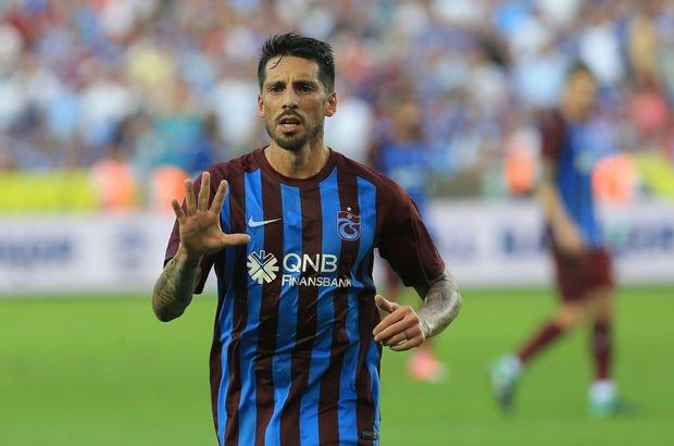 Trabzonspor'da Jose Sosa'nın derdi transfermiş!