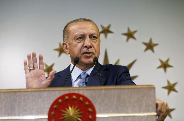 Son dakika... Erdoğan: Terörü ayaklarımızın altına alıp yok edeceğiz ki