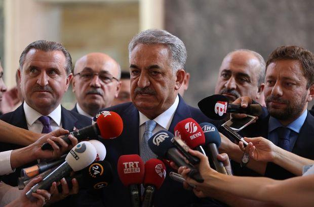 Son dakika... Süleyman Soylu'nun CHP'ye ilişkin sözlerine AK Partili Hayati Yazıcı'dan açıklama!