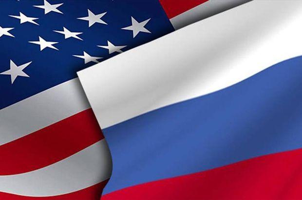 Rusya ABD'yi şikayet etti