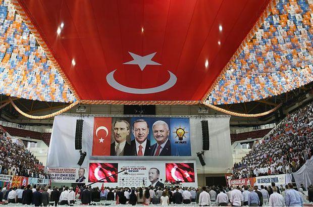 Son dakika... AK Parti kongre tarihi açıklandı