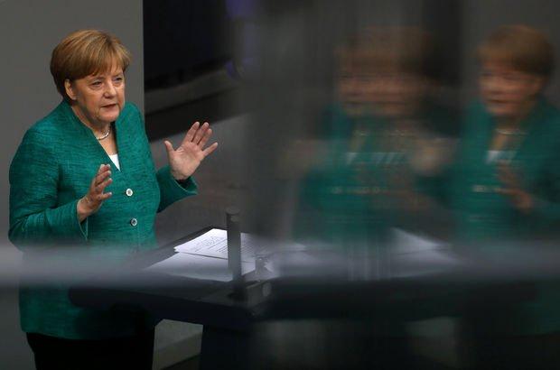 Son Dakika... Merkel'den Türkiye açıklaması: Burada verilen önemli bir sinyal