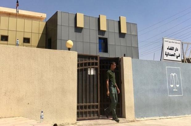 Irak IŞİD üyeliğinden hüküm giyen 12 kişiyi idam etti