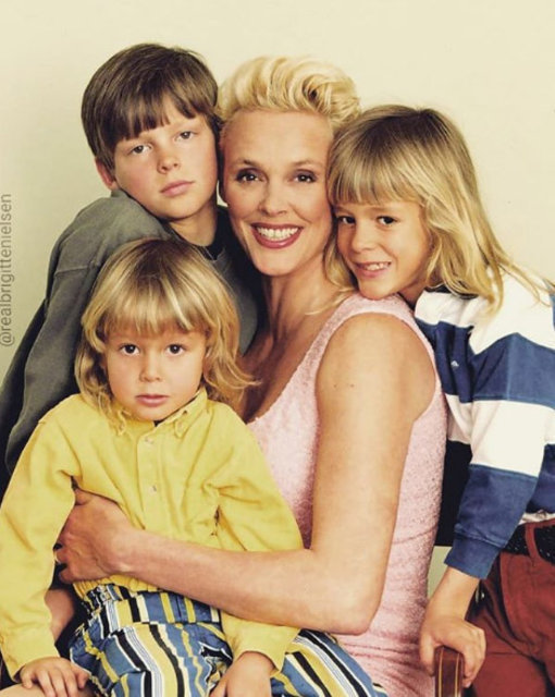 Brigitte Nielsen: Uzun bir yoldu, buna değdi - Magazin haberleri