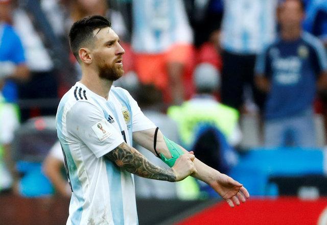 Messi'nin laneti Fransa Arjantin maçında da sürdü! Yıkıldı kaldı...