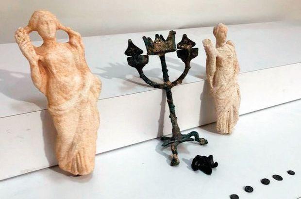 Tanrıça Artemis emin ellerde