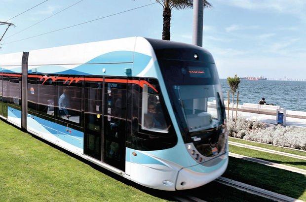İzmir, Konak, tramvay, ücret