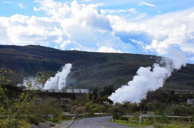 jeotermal alan