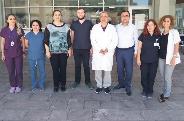sağlık, ekip, mavi kod nöbeti, İzmir, Çeşme