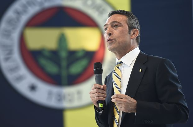 Ali Koç'tan sponsorluk müjdesi - Fenerbahçe haberleri