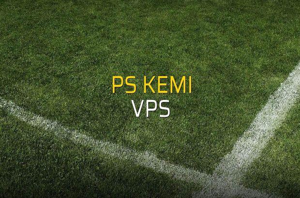 PS Kemi - VPS karşılaşma önü