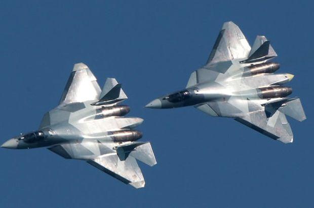 Rusya'da SU-57'nin ilk üretimi tamamlanıyor