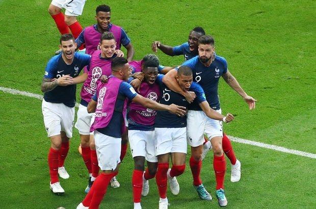 Fransa Arjantin maç sonucu ve özeti! Mbappe, Fransa'yı çeyrek finale taşıdı, Messi evine gidiyor!