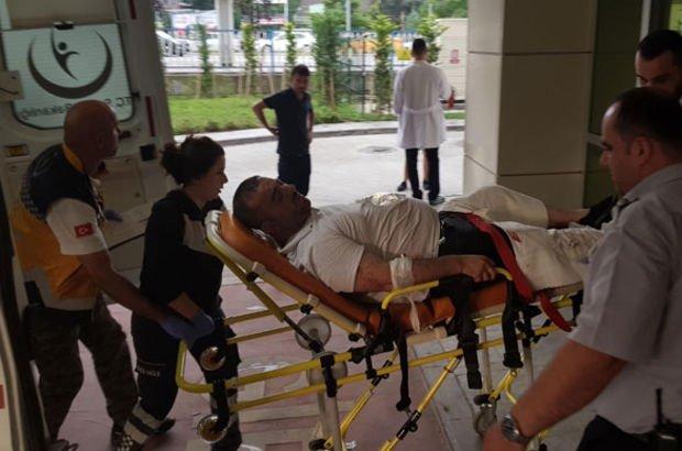 Cezaevinden izinli çıktı taksiciyi vurdu
