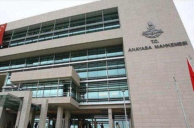 Anayayasa Mahkemesi'den CHP'nin OHAL kanunlarına ilişkin iptal başvurularına ret