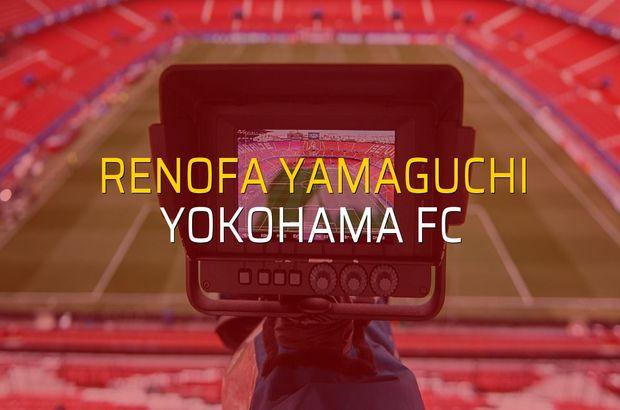 Renofa Yamaguchi - Yokohama FC düellosu