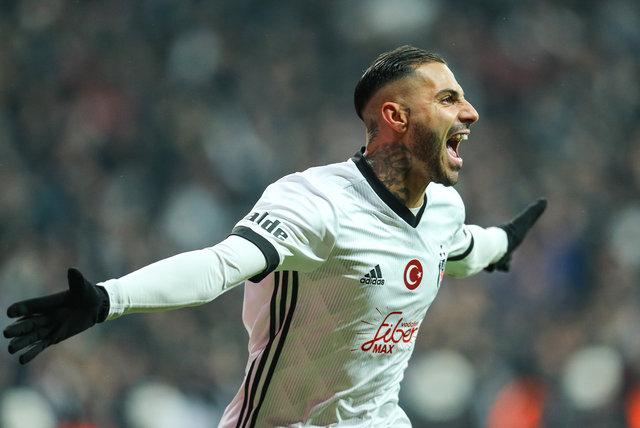 Beşiktaş'ta flaş transfer gelişmesi! Quaresma'ya astronomik teklif!