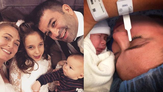 Bülent Şakrak'ın eşi Ceyda Düvenci oğulları Okan Ali'nin birinci yaşını kutladı - Magazin haberleri