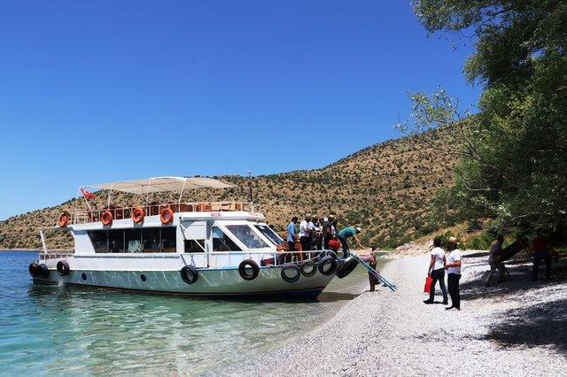 Burası ne Ege, ne de Akdeniz! Türkiye'nin önemli koylarına sahip, keşfedilmeyi bekliyor