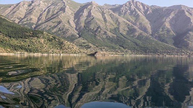 Van Gölü'nün cennet koyları