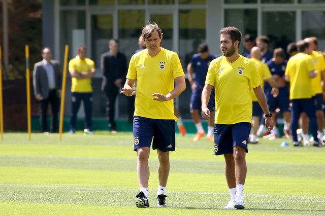 Cocu'nun Fenerbahçe'de en çok etkilendiği 3 isim