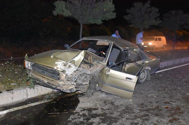 Kırıkkale'de feci trafik kazası! 2'si çocuk, 7 kişi yaralandı