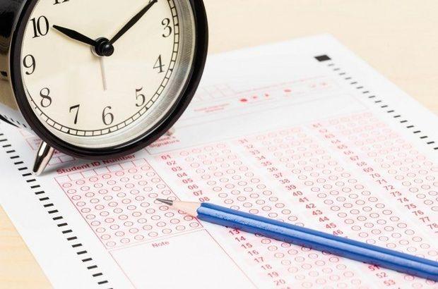 Bugün hangi sınav var? AYT - YDT oturumu saat kaçta? 2018 AYT - YDT sınav giriş belgesi