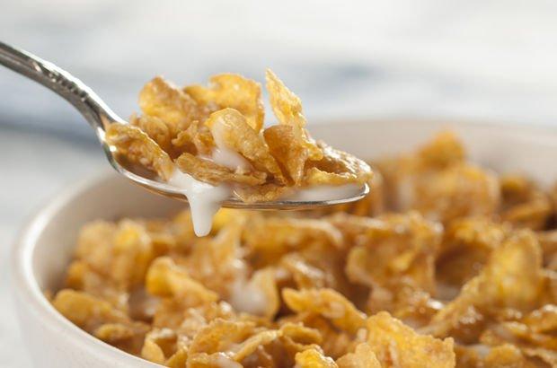 Kahvaltı gevreğinde kanser riski!