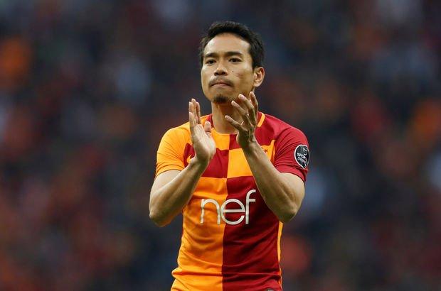 Nagatomo'dan Galatasaray mesajı