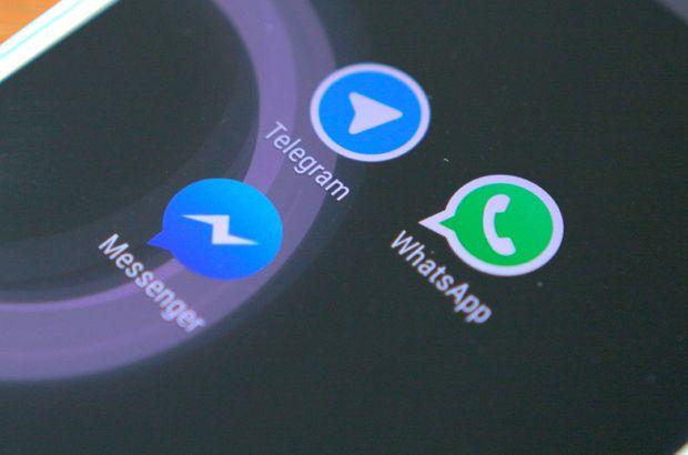 whatsapp telegram grup özelliği