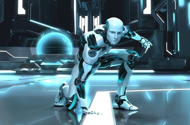 robot disney dublör takla