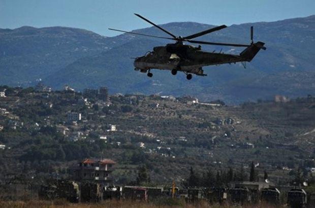 Rusya'nın Suriye'deki üssüne İHA'lı saldırı!
