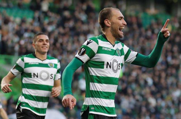 Portekiz'den transfer iddiası: Bas Dost, Fenerbahçe ile imzaladı