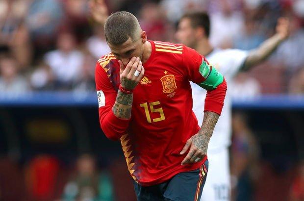 Sergio Ramos, Rusya'yı suçladı!