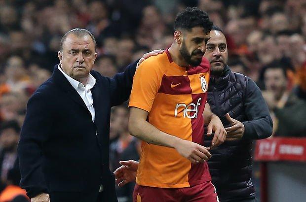 Galatasaray'da Tolga Ciğerci yine yok!