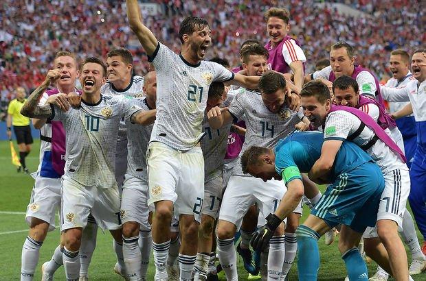 İspanya Rusya penaltılara gitti kazanan penaltılarla belirlendi! İspanya Rusya maç ve penaltı sonucu
