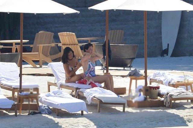 Meltem Cumbul, Bodrum'da tatil yapıyor - Magazin haberleri