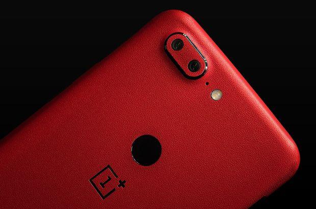 oneplus 6 kırmızı red özellikleri