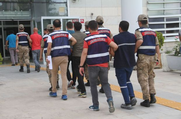 PKK gözaltı