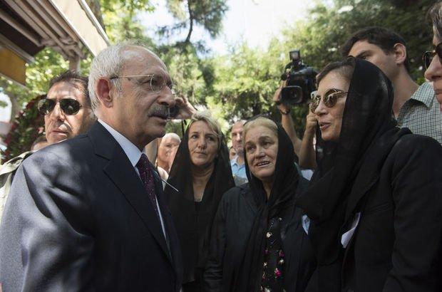 Son dakika... Kılıçdaroğlu eski ilçe başkanının cenaze törenine katıldı