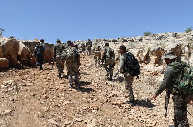 Jandarma, güvenlik korucuları, AFAD ve UMKE ekipleri orada