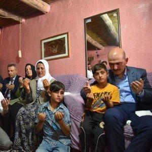 CUMHURBAŞKANI ERDOĞAN PKK TARAFINDAN KATLEDİLEN BENGİ'NİN AİLESİYLE TELEFONDA GÖRÜŞTÜ